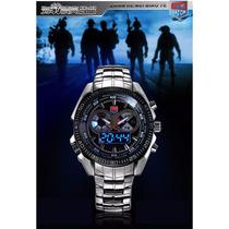 Relógio De Luxo Masculino Tvg Seals Elite