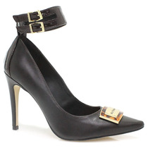 Sapato Scarpin Ana Hickmann Fivela | Zariff