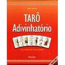Pensamento Caixa Taro Adivinhatório Livro E Baralho Com 78
