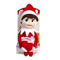 Elfo En La Repisa Elfo Afelpado (niña) - Modelo Ppgirl