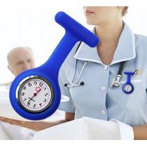 Relógio Para Jaleco Enfermagem / Medicina / Fisioterapia