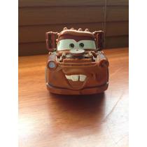 Juguete. Carrito. Niño. Mater. Cars. A Tracción. Colección.