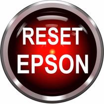 Reset Almohadillas Impresora Epson Tx110