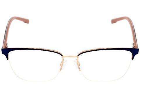 ec428c8026301 Armação De Óculos Bulget Bg1528 06as 53-17 142 - R  229