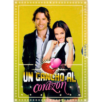 Un Gancho Al Corazon , Telenovela Mexicana Disco Tv Dvd