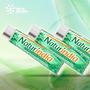 Crema Dental Ayurveda Naturindia Sin Fluor Kit X 3 Unidades