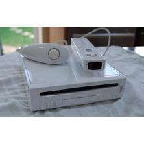 Nintendo Wii Completo 100% Original Desbloqueado