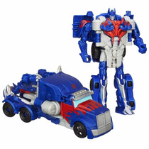 Boneco Transformers 4ª One Step Changers Optimus Prime A6151