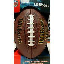 Balón Wilson Nfl Oficial