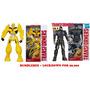 Transformers Original Hasbro Lockdown + Bumblebee 28 Cm Alt