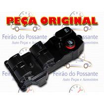 Comando Vidros Elétricos Honda Fit 2003/2008 Original