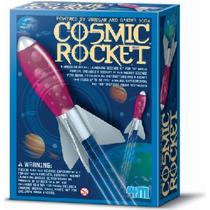 4m Kit Para Crear Cohete Cosmico Juego Didactico Cientifico