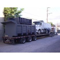 Cajas De Volteo De 6,7,12,14m Convertimos Camiones A Volteo