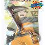 Naruto Shippuden - Llavero Metálico De Arma Hacha
