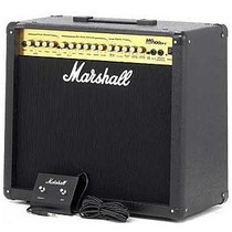 Ampli Marshall Mg100fx 100 W Efectos Digitales Footswitch !!