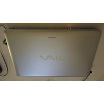 Notebook Sony Vaio Wifi Dvd Hdmi 3gb 320gb Dual Core 2.30 G