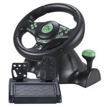 Volante Profissional P/ Todos Jogos Corrida Ps2 Ps3 Pc Xbox