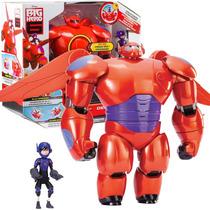 Baymax Flying Deluxe Big Hero Original Disney Bandai Nuevo