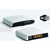 Modem Roteador Wireless Thomson Technicolor Td5130v2