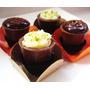 Copinhos De Chocolate Ao Leite (50 Unidades) - Ganhe Brinde