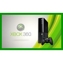 Xbox 360 Super Slim 4gb + Jogue Pelo Hd + Hdmi + 3 Jogos