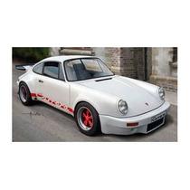 Porsche Carrera - Revell Kit 1/25 P Montar - Plastimodelismo