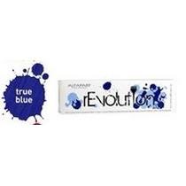 Coloração Creme Revolution Alfaparf 90ml Cor True Blue