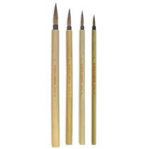 Winsor & Newton Bamboo Brush Num 4