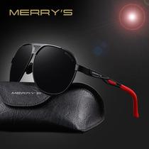 Óculos De Sol Polarizado Merry