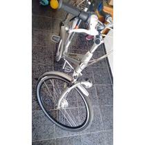 Bicicleta Ciudad Gazelle C7 Es La Mas Confortable Holandesa