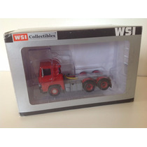 Miniatura Wsi 1/50 Scania 6x4 Na Embalagem Original!