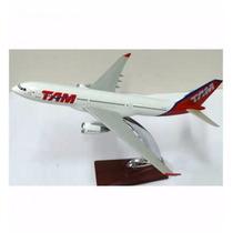 Maquete Colecionador Airbus 330 Tam