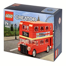 Juguete Lego Creador De Dos Pisos Autobús De Londres