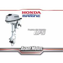 Motor Fuera De Borda Honda Bf 5 0km Avant Motos