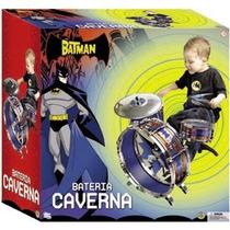 Bateria Caverna Do Batman 1461-dtc Av
