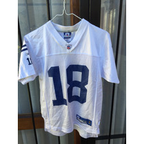 Camiseta Nfl Rbk Onfield Usa,indianapolis Colts #18 T M10/12