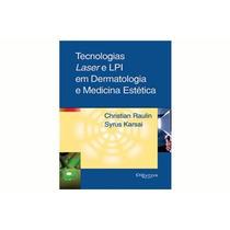 Livro De Estética, Fisioterapia Dermato-funcional, Medicina