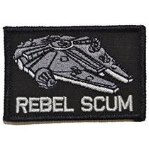 Escoria Rebelde Alianza Star Wars 2x3 Moral Militar Diverti