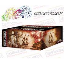 Torta Marco Polo - Pirotecnia Fuegos Artificiales Cienfuegos