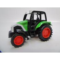 Trator Miniatura - Réplica Trator 9,5 Cm Fricção