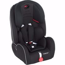 Cadeira Cadeirinha Para Auto Evolve Cosco Preta 9 A 36 Kg