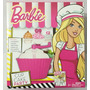 Barbie Chef Cupcake Party Tv Tuni Bb9993