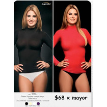 Pack X Mayor: 3 Poleras Suplex Lycra Marca Cocot