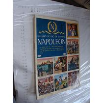 Libro Napoleon , Un Libro De Oro De Estampas , Editorial No