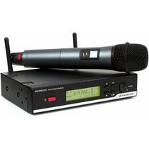 Sennheiser Xsw35 Microfono Inalambrico Vocal Mano Uhf E835