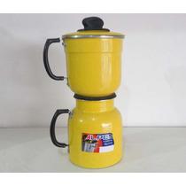 Cafeteira Real Antiaderente / Modelo Novo / Com Frete Gratis