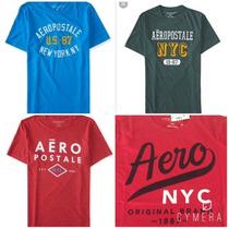 Camiseta Aeropostale Masculina Original Etiqueta Do Fabrican