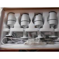 Camaras Inalambricas Kit De 4,videograbadora ,monitor