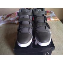 Zapatos Jump, Tipo Botas Para Caballeros Talla 42