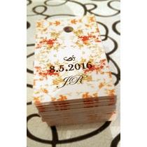 Tarjetitas 3x7cm Para Acompañar Souvenirs O Invitaciones